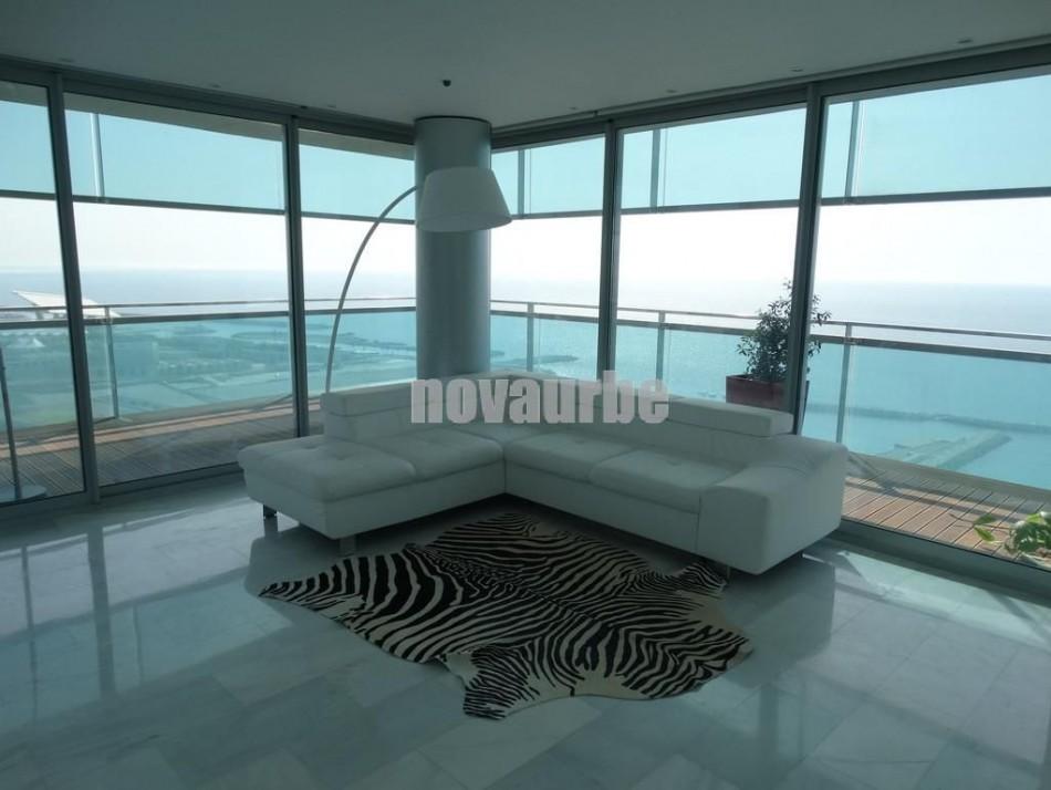 Impresionante piso en alquiler en el prestigioso complejo - Pisos diagonal mar ...